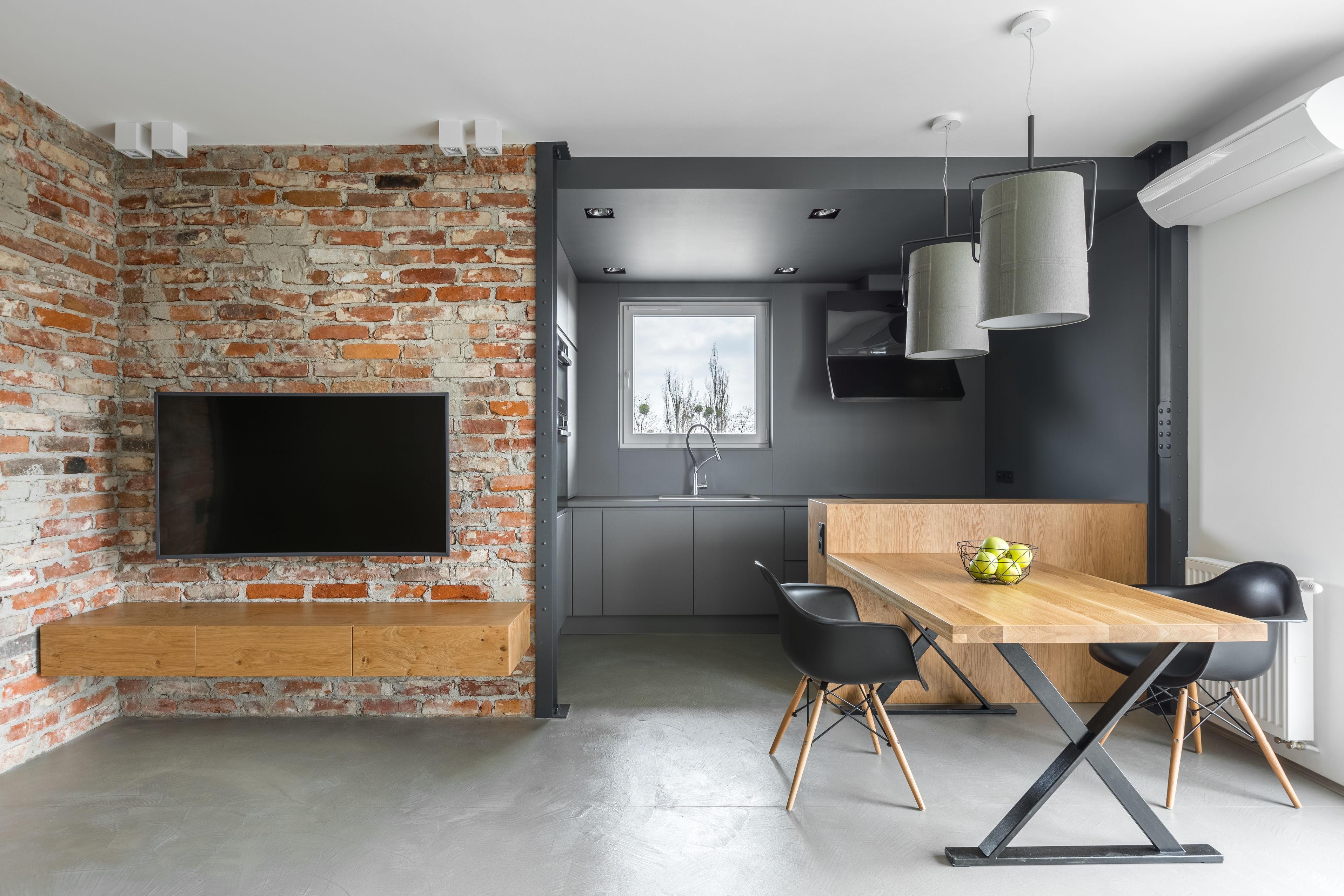 Tapis Pour Salon Style Industriel | Tapis Style Loft Industriel