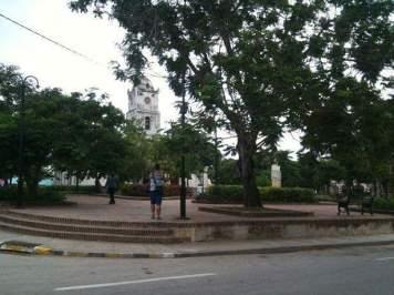 Calles de Holguín. Foto: Elizabeth Velázquez.