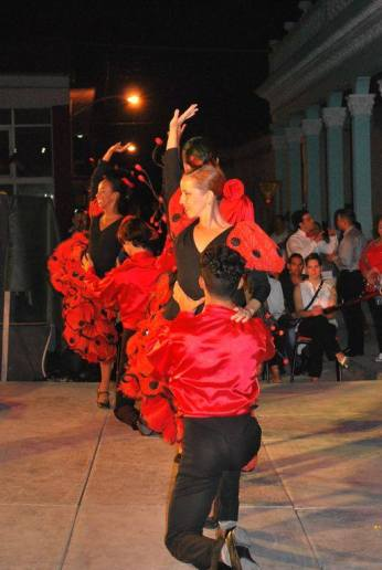 Gala por los 472 años de la ciudad de Holguín. Foto: Carlos Parra.