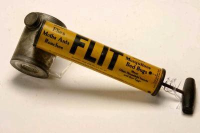 """¿Aparato del """"flis"""", """"fly"""", """"fli"""" o """"Flit""""?"""