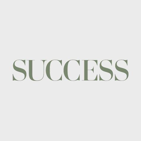 Success Magazine logo.