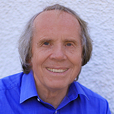 Photo of Dr. Gordon Dutton, Emeritus Professor of Visual Science, Glasgow Caledonian University.