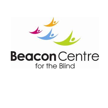 Beacon Center For The Blind logo as described in previous text.