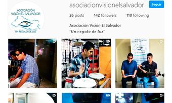 Instagram Visión El Salvador