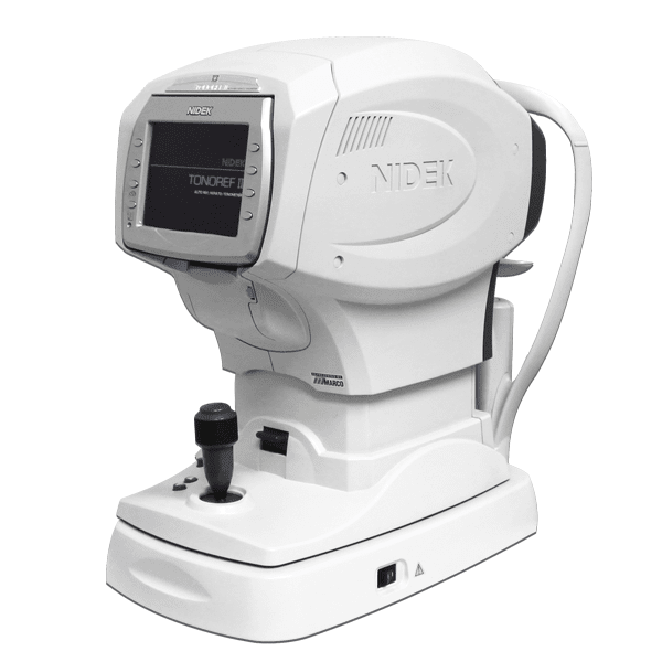 nidek chair and stand looking for christmas covers marco tonoref ii m3 autorefractor keratometer tonometer