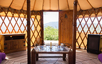 Maroccan Yurt (plus € 1025,-)