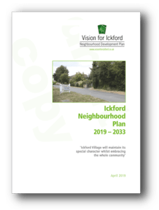 Ickford Neioghbourhood Plan - Final Draft April 2019
