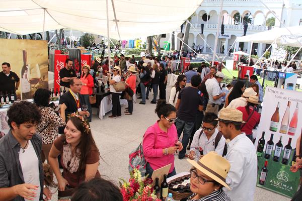 ANUNCIAN SEGUNDA EDICIÓN DEL FESTIVAL 100 VINOS MEXICANOS GRAND PUEBLA1