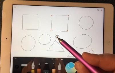 Grundformen Sketchnotes