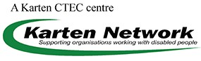 A Karten CTEC Centre. Karten Network: Supporting organisations working with disabled people.