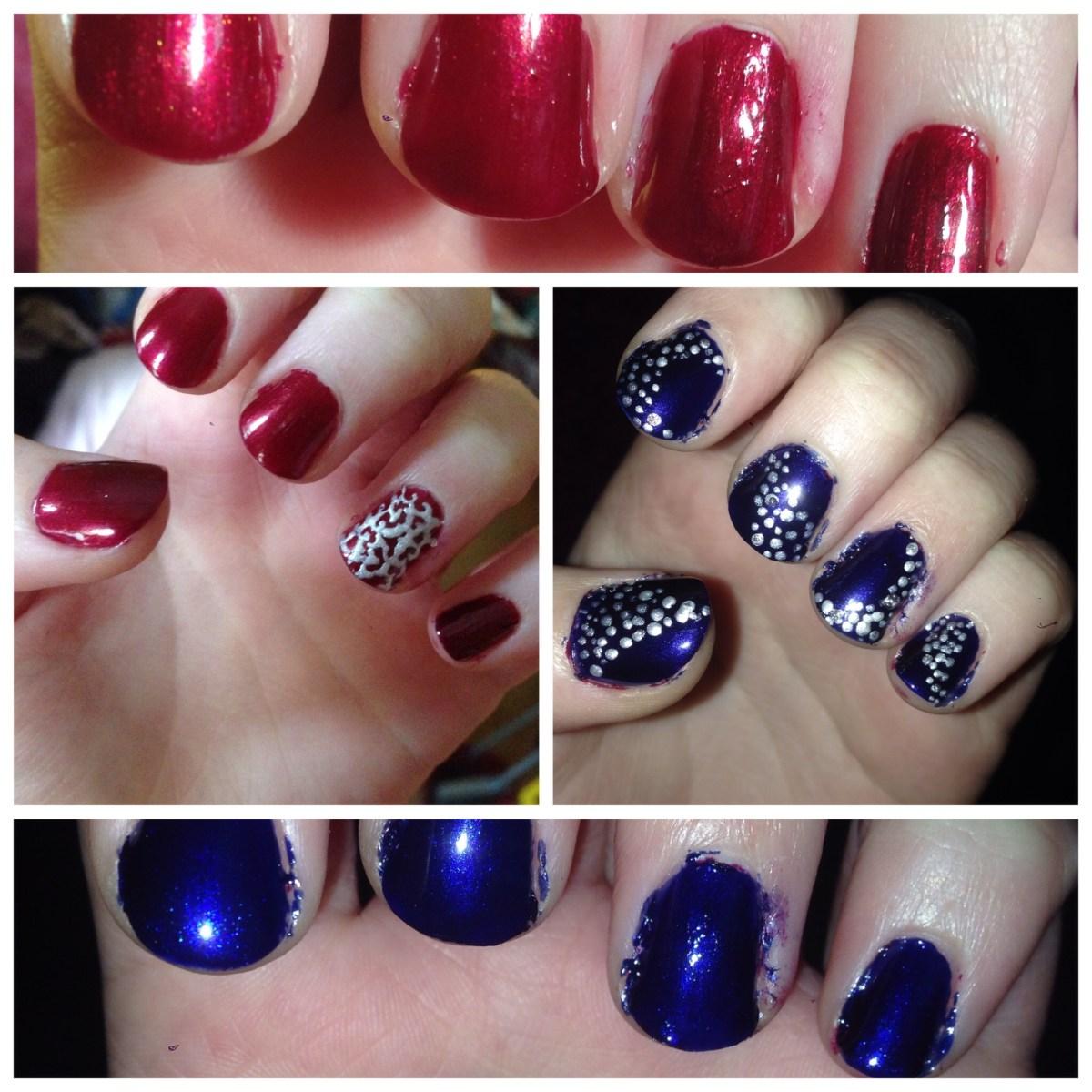 easy winter nail art visionofbeauty14