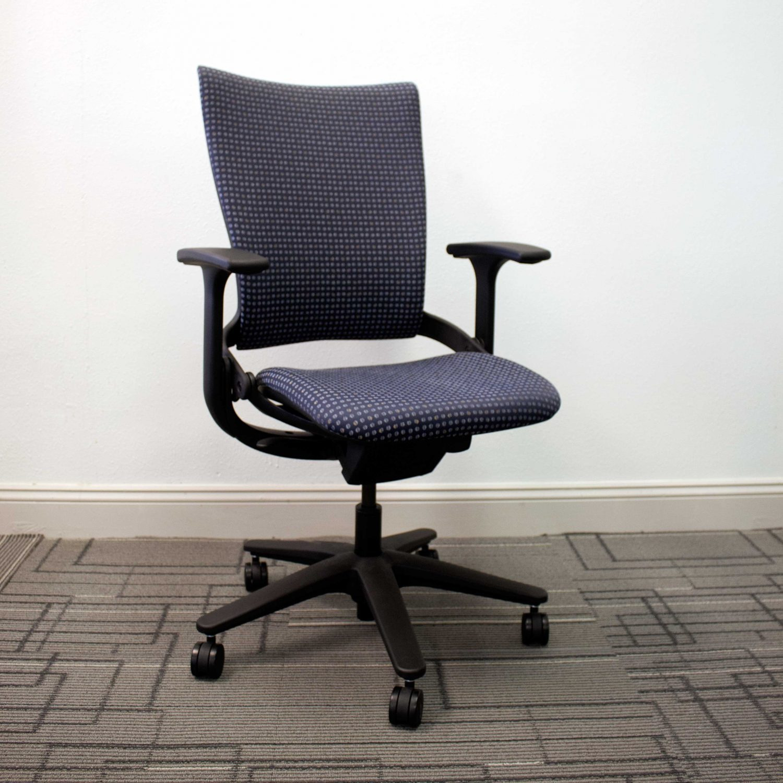 allsteel office chair posture mate geri used sum vision interiors