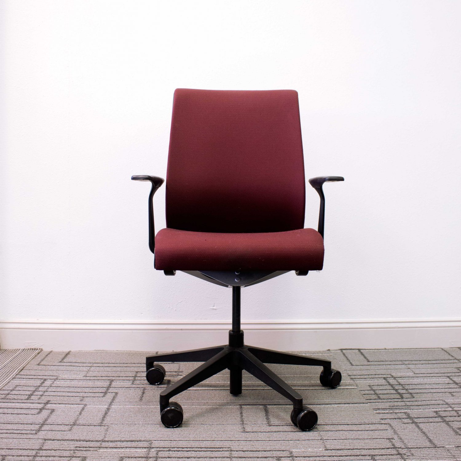 Steelcase Think Chair Used Steelcase Think Chair Red