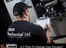 Is it time to change your furnace? - Vision Mechanical ...