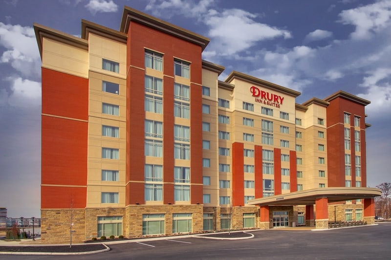 Drury Approved Photography for Drury Inn and Suites Columbus Polaris Exterior 01