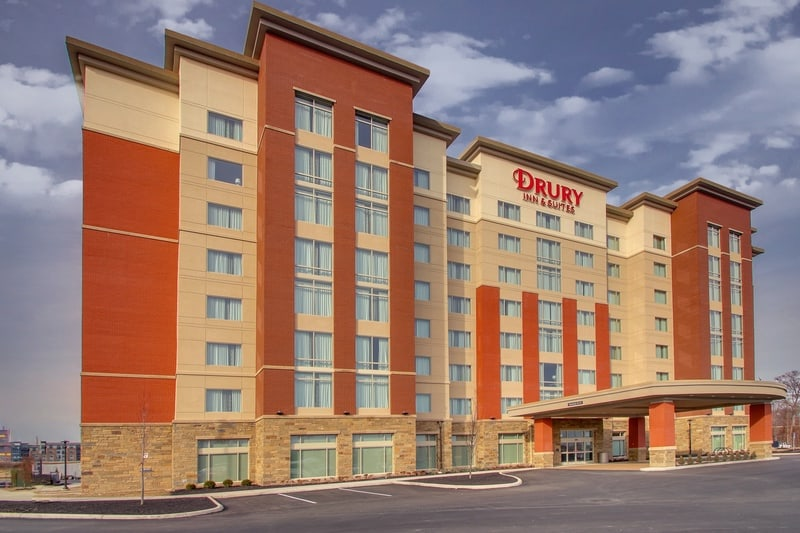 Drury Approved Photography for Drury Inn and Suites Columbus Polaris Exterior 02 3