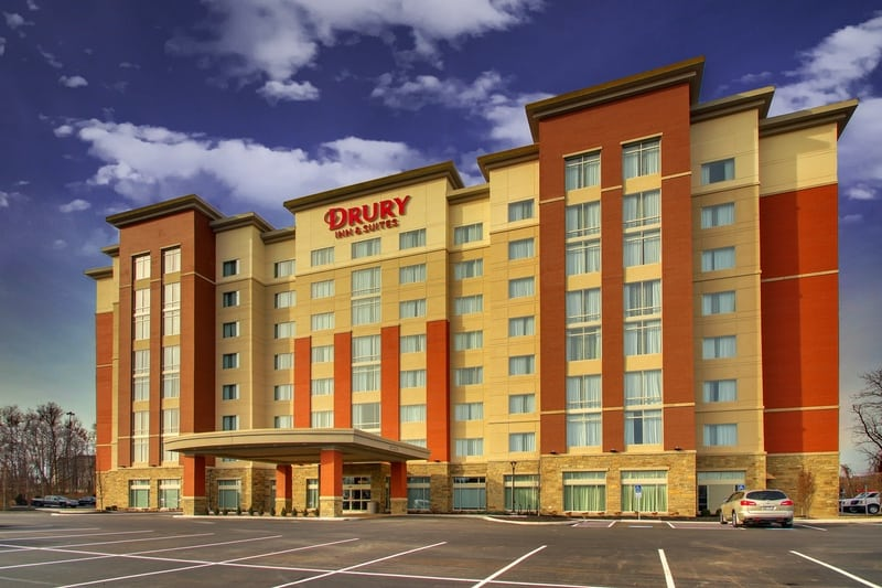 Drury Approved Photography for Drury Inn and Suites Columbus Polaris Exterior 03 3
