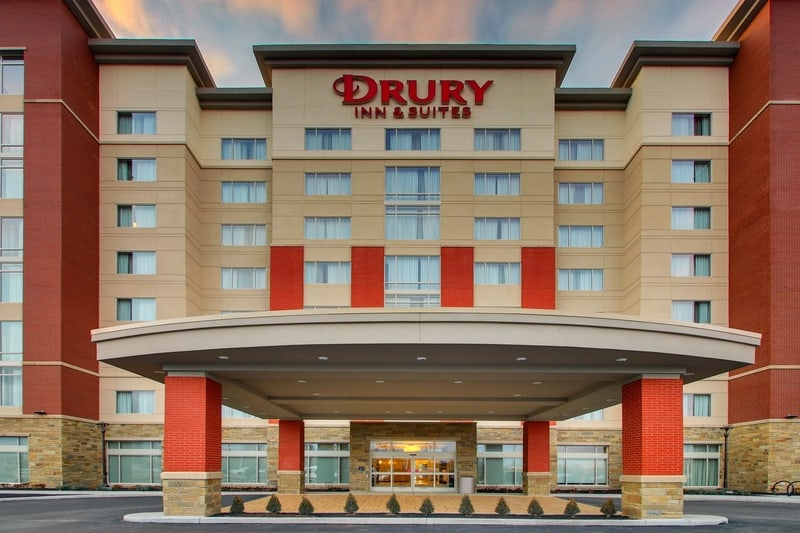 Drury Approved Photography for Drury Inn and Suites Columbus Polaris Exterior 04 2