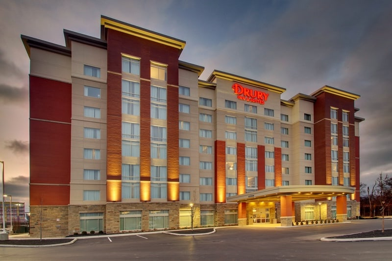 Drury Approved Photography for Drury Inn and Suites Columbus Polaris Exterior 07