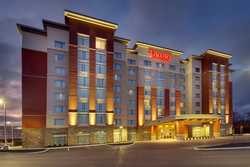 Drury Approved Photography for Drury Inn and Suites Columbus Polaris Exterior 10 2