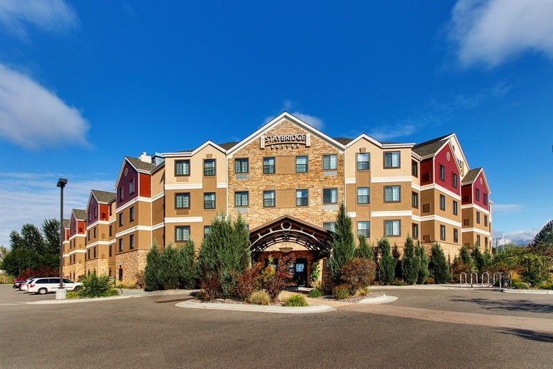 IHG Approved Hotel Photography for Staybridge Suites Missoula Exterior 03 2