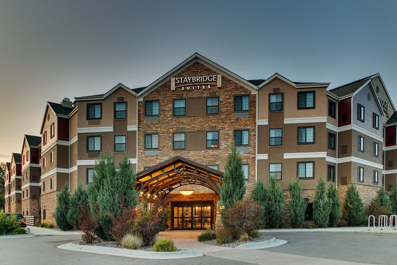 IHG Approved Hotel Photography for Staybridge Suites Missoula Exterior 05 PC