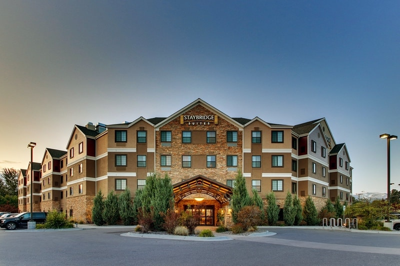 IHG Approved Hotel Photography for Staybridge Suites Missoula Exterior 06 3