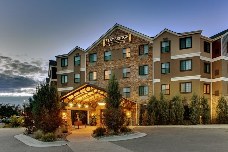 IHG Approved Hotel Photography for Staybridge Suites Missoula Exterior 11