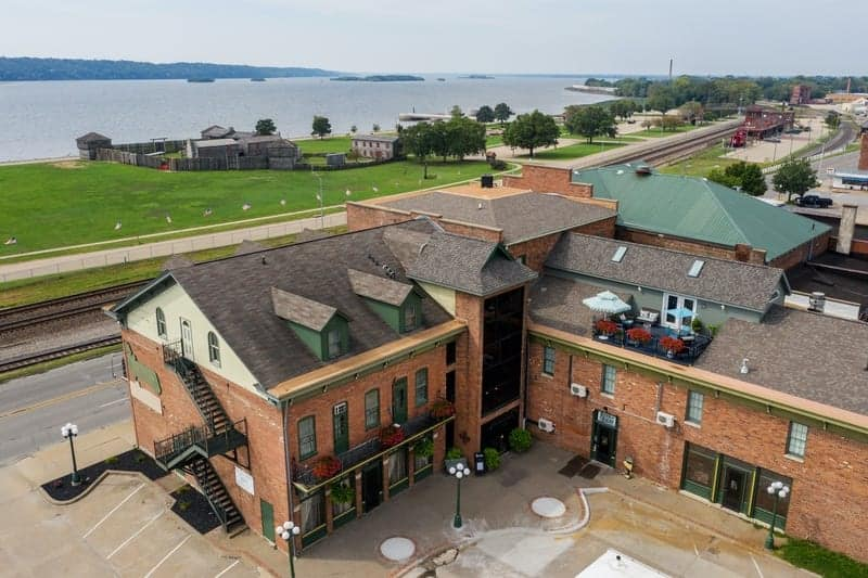 Aerial Photography for Hotels