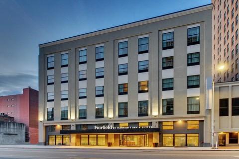hotel photographer for Fairfield inn
