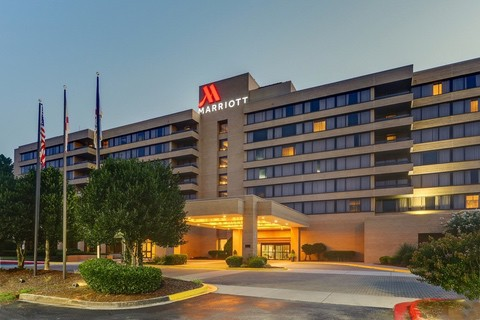 Hotel Photography for Marriott