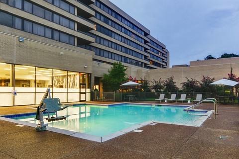 Marriott Hotel Photography