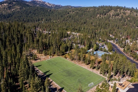Boarding School Virtual Tour for Lake Tahoe Prep Aerial 04
