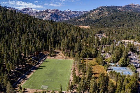 Boarding School Virtual Tour for Lake Tahoe Prep Aerial 05