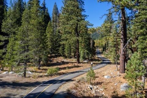 Boarding School Virtual Tour for Lake Tahoe Prep Aerial 06