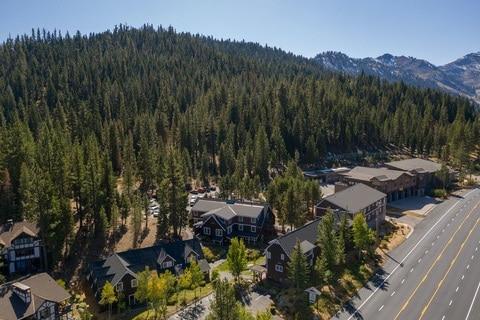 Boarding School Virtual Tour for Lake Tahoe Prep Aerial 11