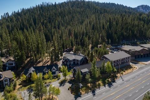 Boarding School Virtual Tour for Lake Tahoe Prep Aerial 12