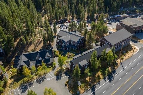 Boarding School Virtual Tour for Lake Tahoe Prep Aerial 13