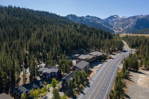 Boarding School Virtual Tour for Lake Tahoe Prep Aerial 14