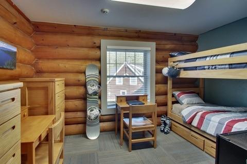 Boarding School Virtual Tour for Lake Tahoe Prep Dorm Room