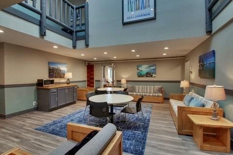Boarding School Virtual Tour for Lake Tahoe Prep Lounge