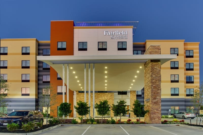 Marriott approved photography for Fairfield inn Houston Brookhollow - FF HOUFB Exterior 08
