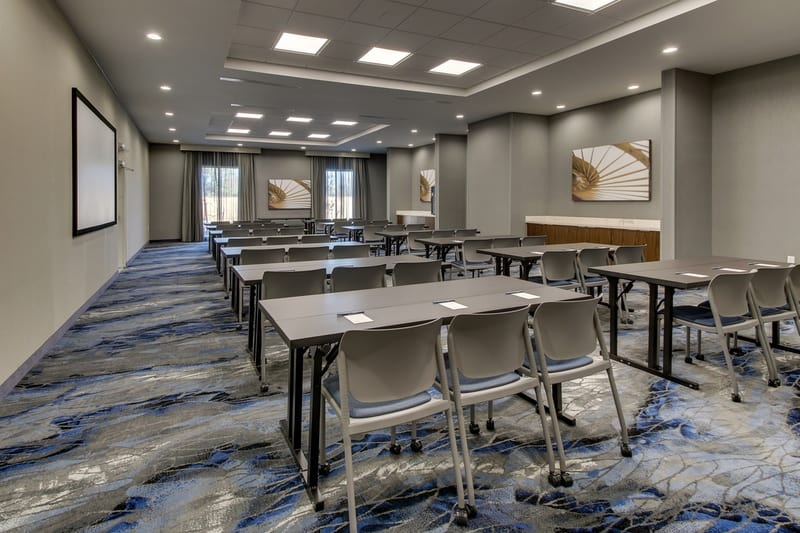 Marriott approved photography for Fairfield inn Houston Brookhollow - FF HOUFB Meeting Room 02
