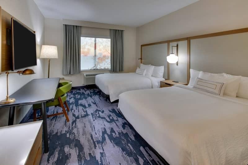 Marriott approved photography for Fairfield inn Houston Brookhollow - FF HOUFB QNQN 01