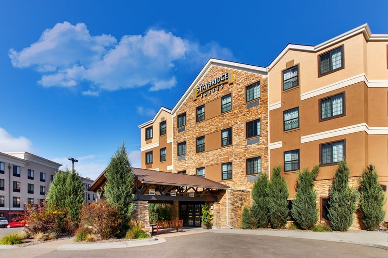 IHG Approved Hotel Photography for Staybridge Suites Missoula Exterior 01