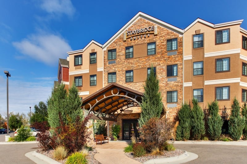 IHG Approved Hotel Photography for Staybridge Suites Missoula Exterior 02 2