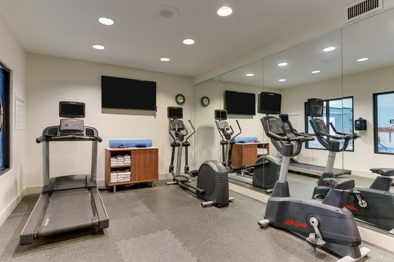 IHG Approved Photography for Holiday Inn Express Dayton Centerville Fitness Center