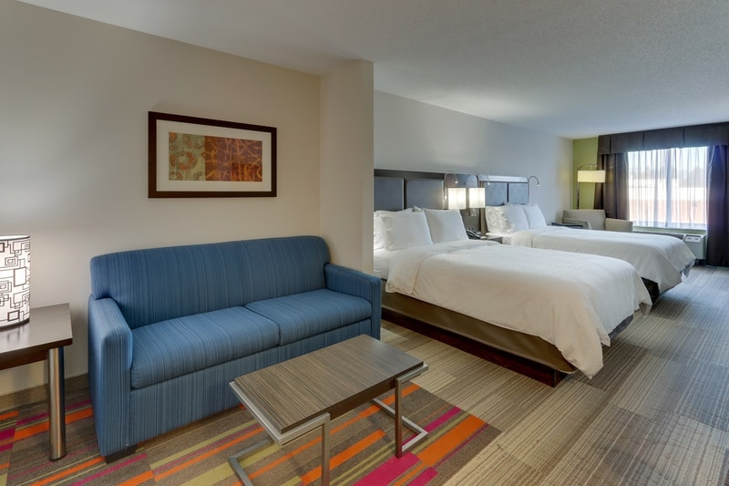 IHG Approved Photography for Holiday Inn Express Dayton Centerville XDBN 02