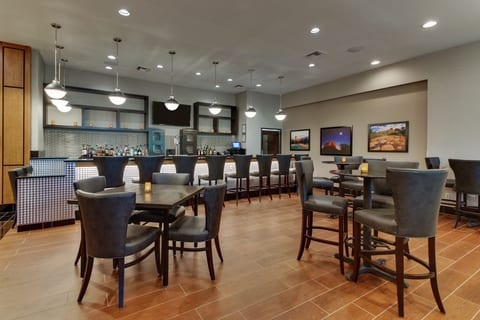 Professional Hotel photography of Drury Hotels dining area