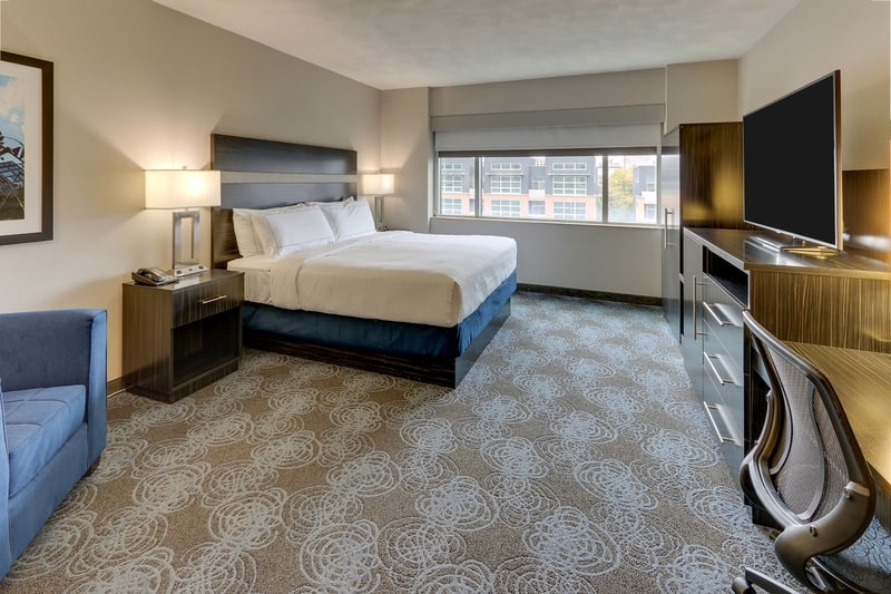Hilton approved hotel photography for doubletree stl forest park NKRQB 01